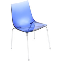 Samba Sidechair Transparent hire