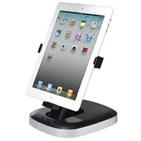 IPAD Registration Stand docking station on hire hire