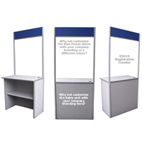 Registration Counter - Point Of Sale hire