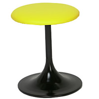 Arkana Stool - Black Base hire