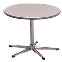 Osiris 2' round coffee table hire
