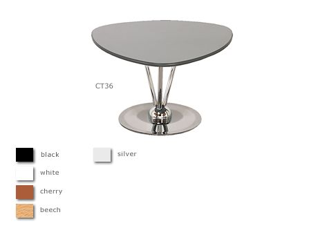 Aurora Triangular topped Table
