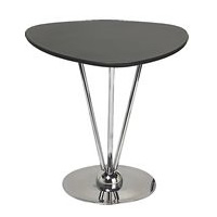 Aurora Triangular topped Table hire