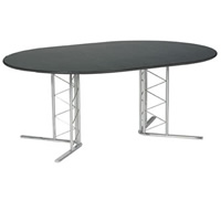 2m Isis Boardroom Table (6-8 pax) hire