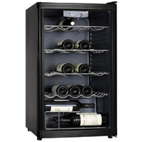 1 Amp Wine Cooler - 4 Cubic Feet hire