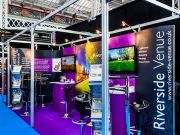 Stand at Confex